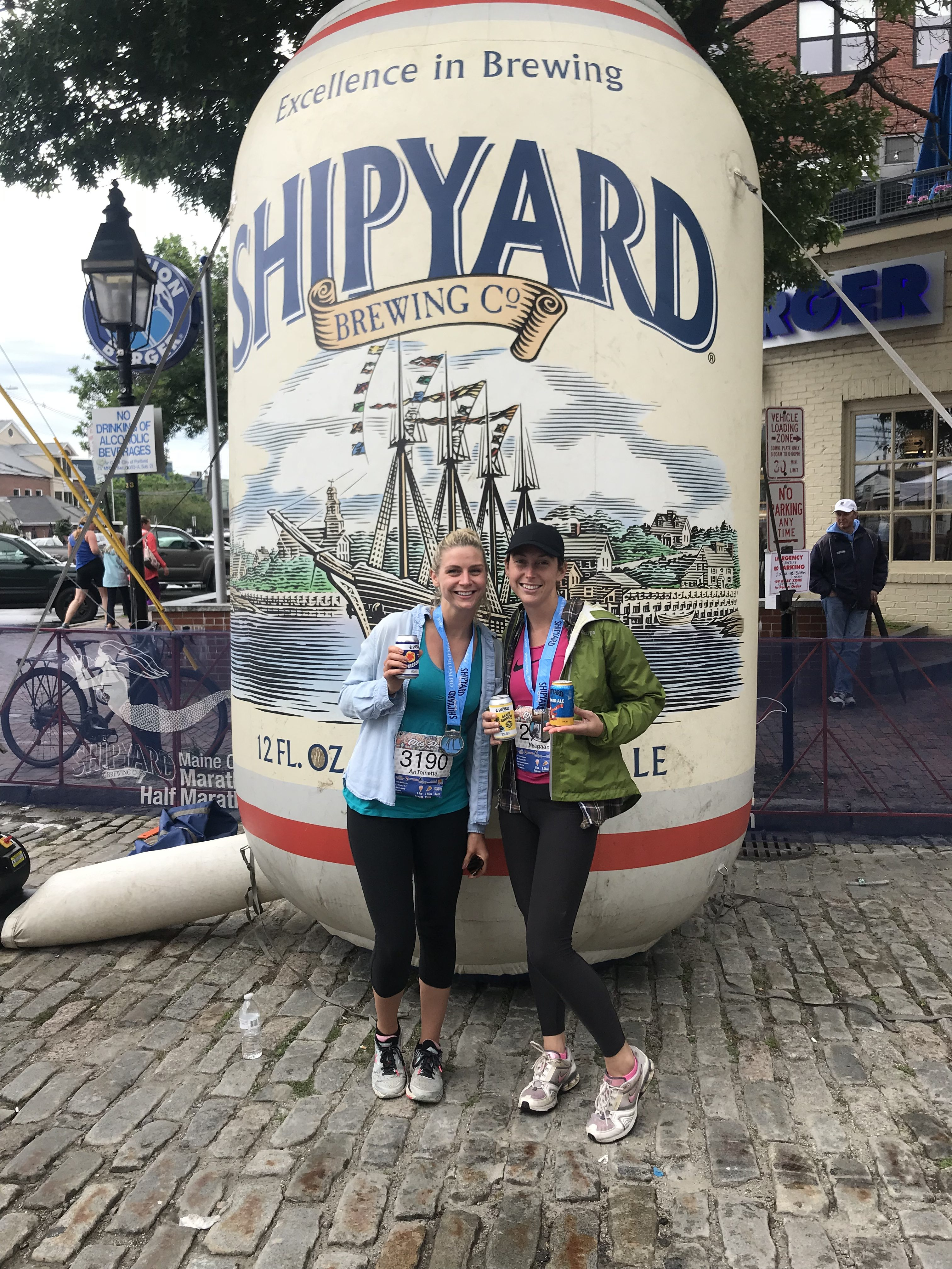 Post road race, Portland, ME