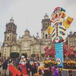 Dia de los Muertos, Mexico City, CDMX