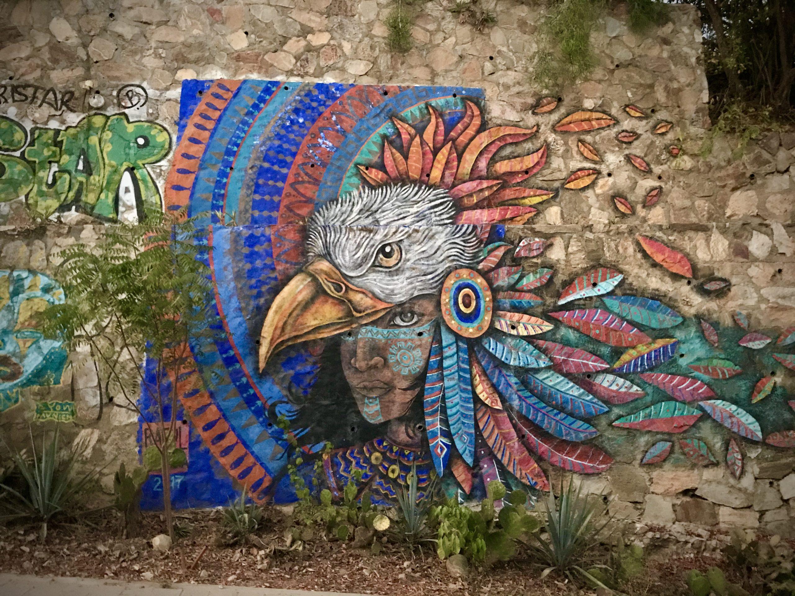 mazunte, mexico, mexican, art, street art, indigenous art, oaxaca, where to go in mexico