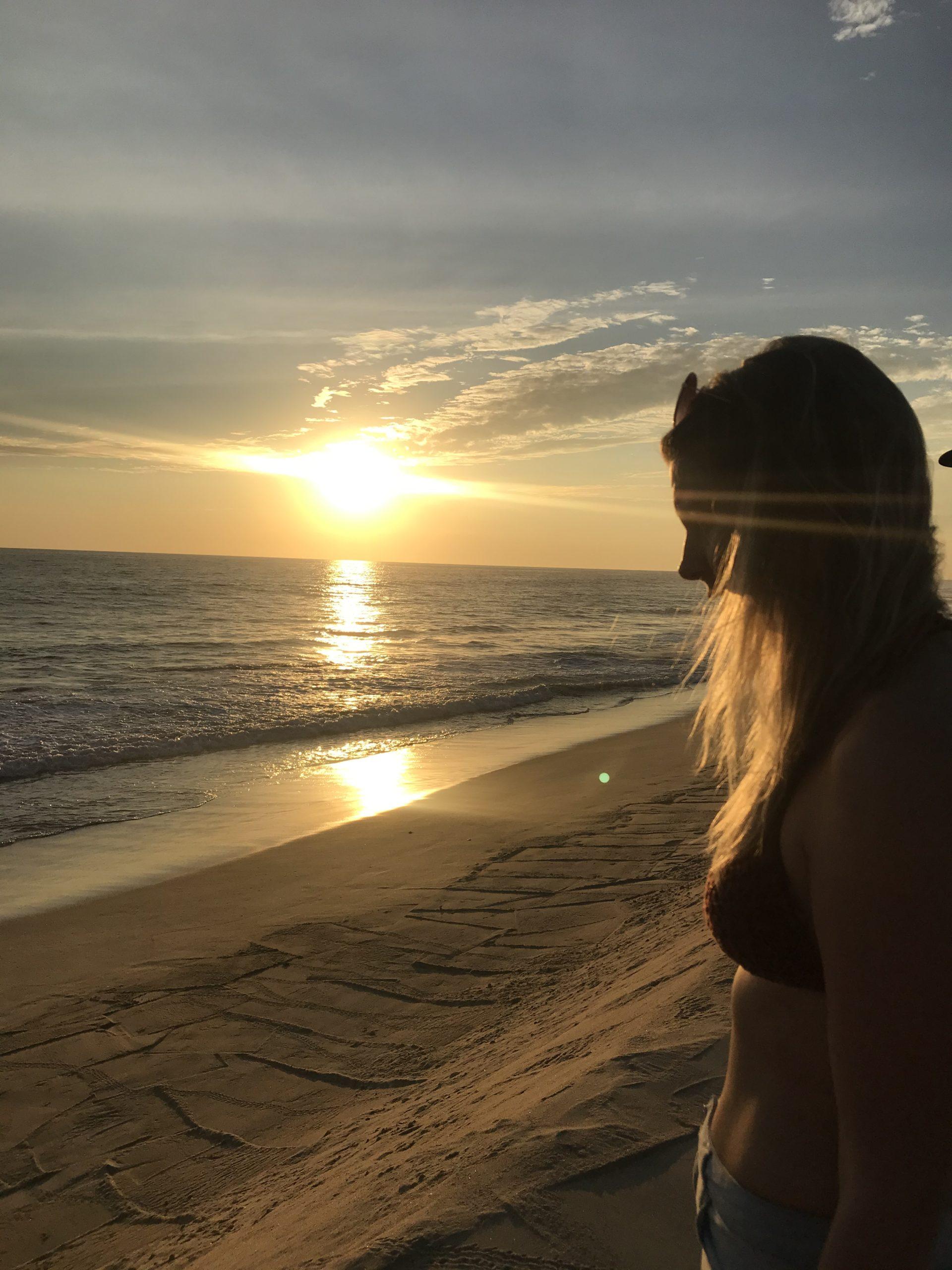 puerto escondido, mexico, oaxaca, beach, playa, where to go in mexico, bacacho beach, toni wheel, a wheel in the sky