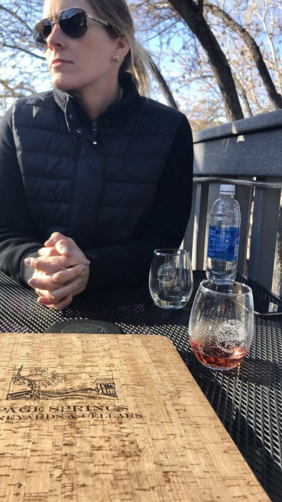 wine tasting at Page Springs Cellar, Sedona AZ, wine tasting and jeep tour, Sedona