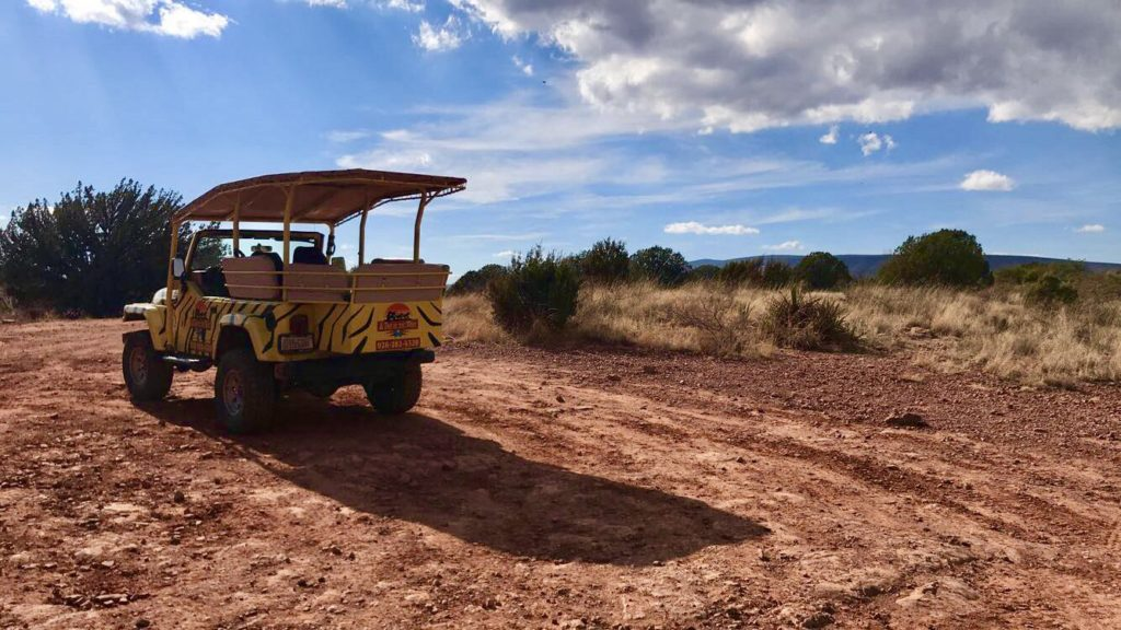 Jeep tour of Red Rocks park, Sedona Arizona. A Day in the West tour, Sedona AZ
