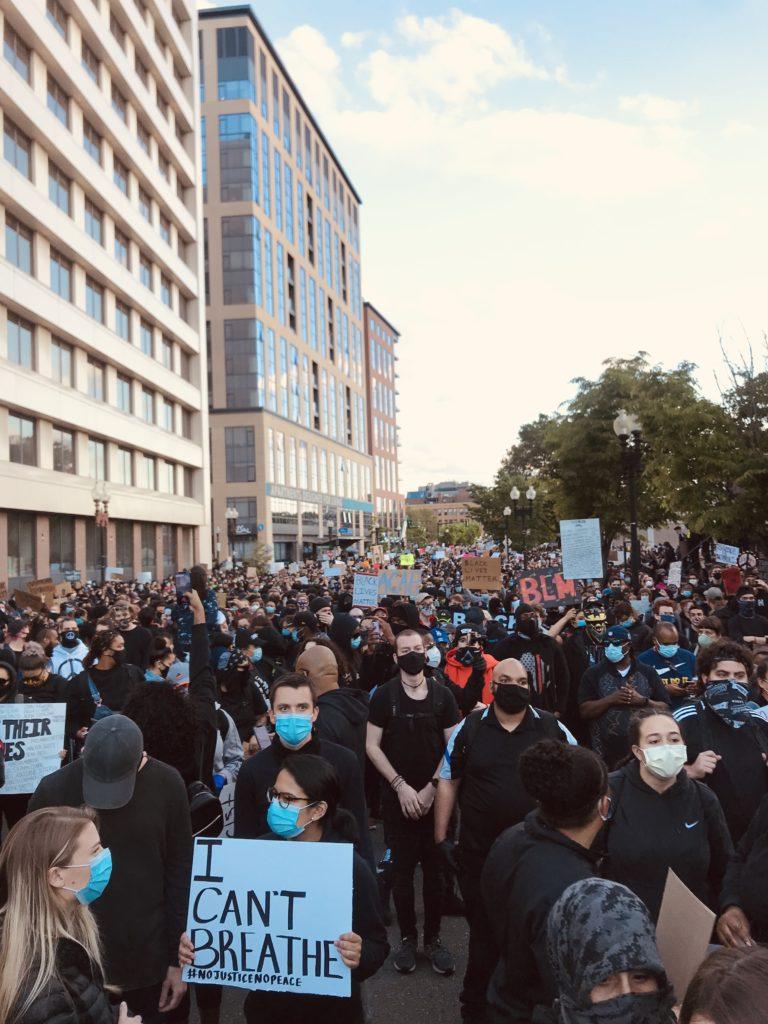 Boston Black Lives Matter Protest