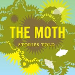 The moth: listening to stories for self-care