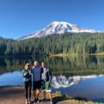 visit Rainier, quick trip to Seattle,