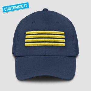 pilot hat, captain hat, pilot gift, best gifts for pilots