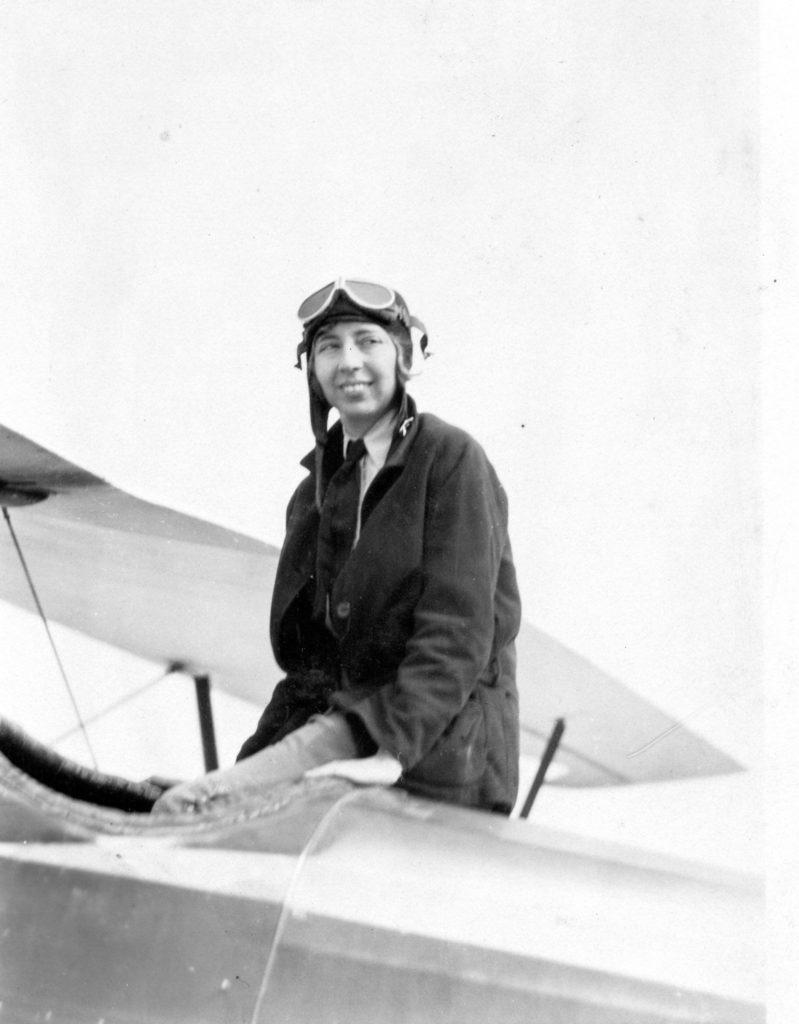 Ellen Church, historic flight attendant, history-making flight attendant, pilot, women in aviation, first female flight attendant,