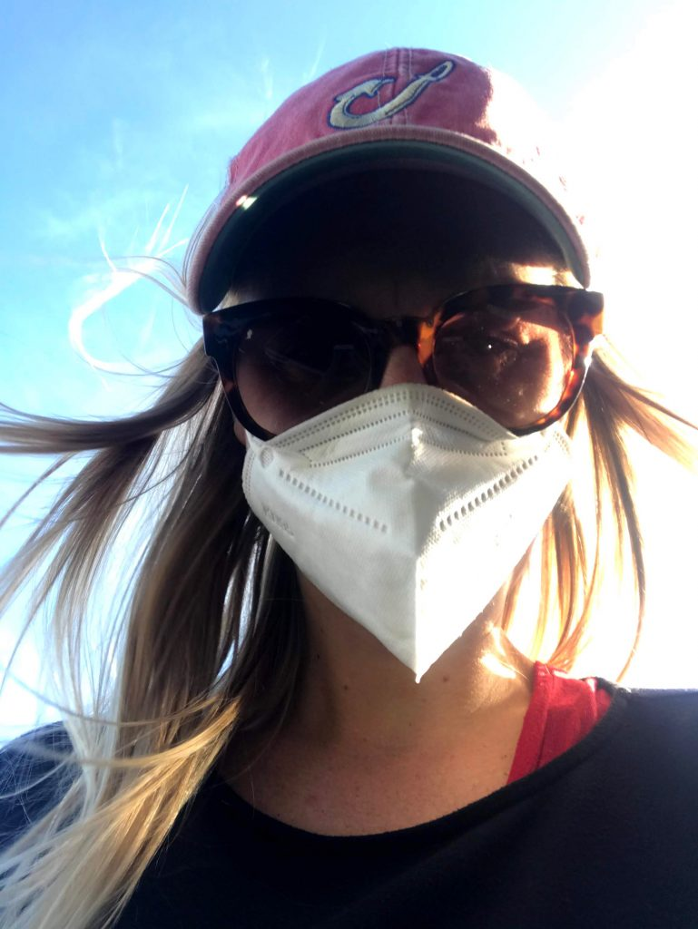 masks, benefit of wearing masks, best things about the pandemic, best things about covid, how do flight attendants feel about masks, are flight attendants afraid of covid?, upside of the pandemic, silver linings of the pandemic,