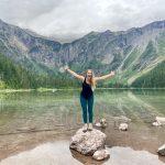 Montana, visiting Montana, things to do Montana, solo trip to Glacier National Park, Avalanche Lake, hiking, solo female hikers, Toni Wheel, Awheelinthesky.com, Glacier National Park, Solo trip to Glacier