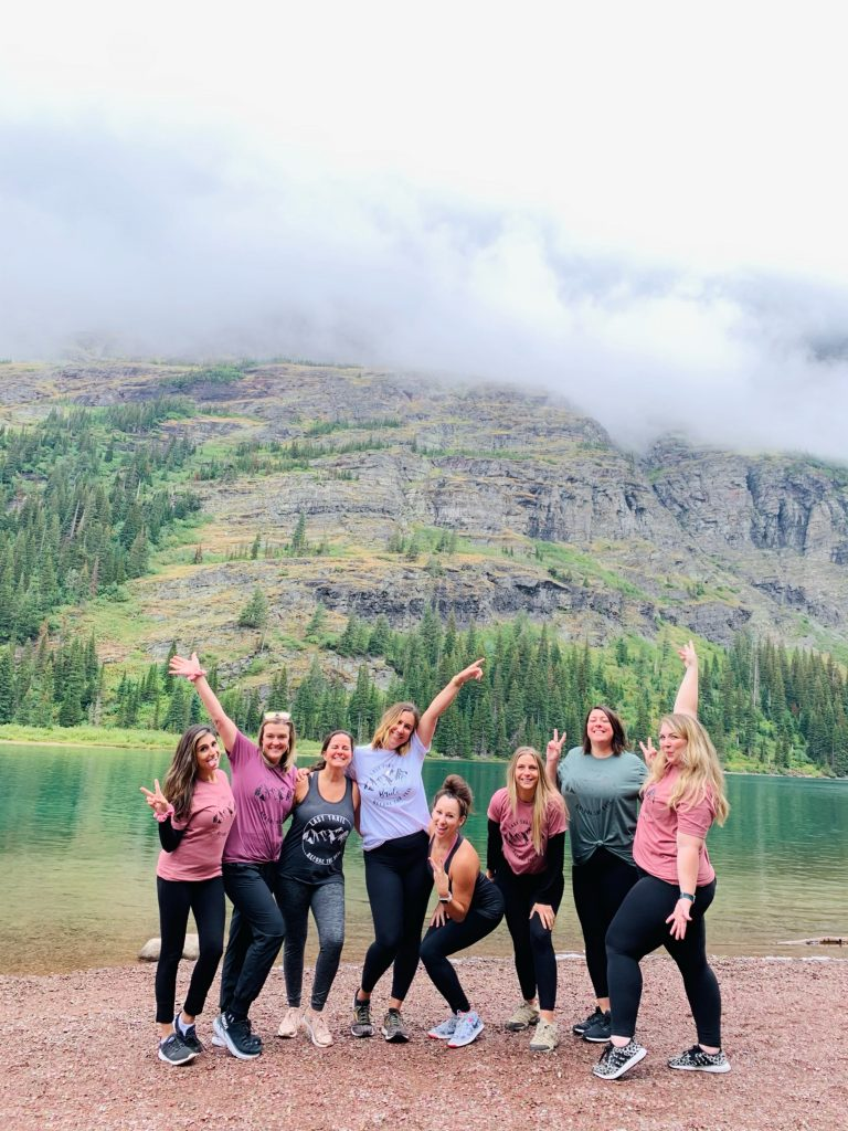 bachelorette weekend glacier national park, bachelorette trip to glacier national park, bachelorette destinations, bachelorette party in Montana, bachelorette weekend in Montana, bachelorette trip to Montana