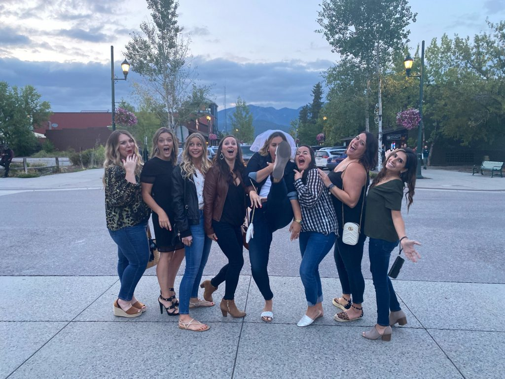 Whitefish Montana, Whitefish, bachelorette party in Whitefish, bachelorette party in Montana, bachelorette party in Glacier National Park,